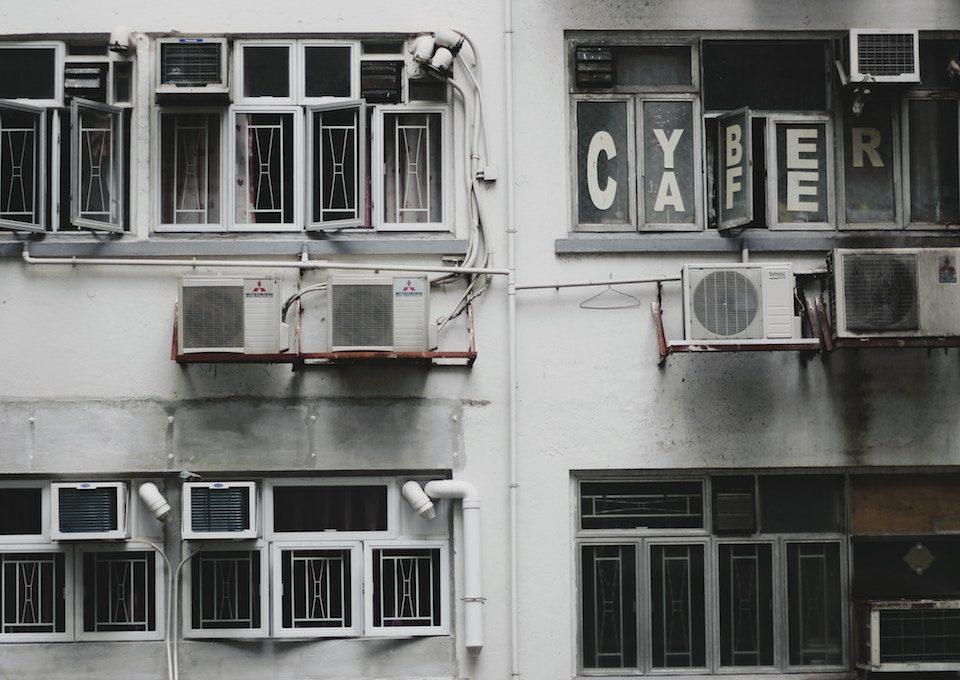 Des climatiseurs