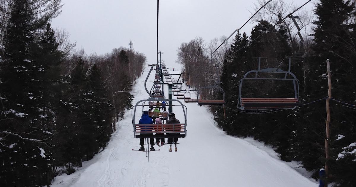 remontée mécanique ski