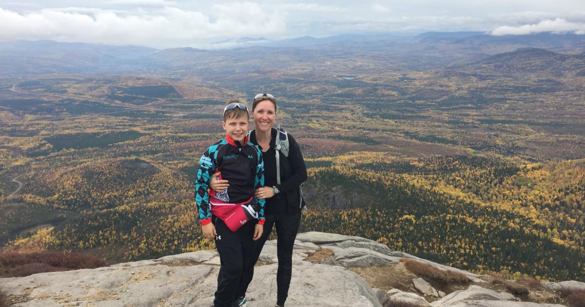 La randonnée, une activité familiale